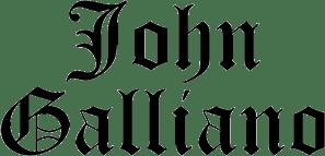 John Galliano geuren