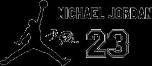 Michael Jordan geuren
